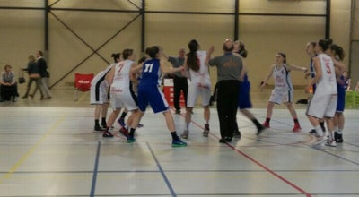 Photo of Basketball Court Blue Cats Ieper at Ieper, Belgium