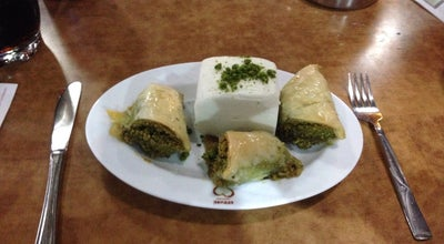Photo of Dessert Shop Usta Eller Baklava Salonu at Yeşilyurt Mah. Kışla Cad., Kahramanmaraş 46300, Turkey