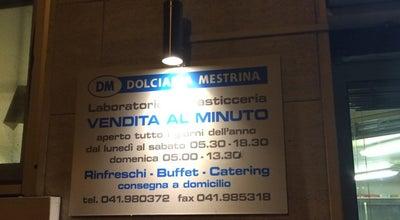Photo of Dessert Shop Dolciaria Mestrina at Riviera Coronelli 4, Mestre 30170, Italy