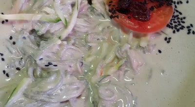 Photo of Korean Restaurant 몽촌토성 보리밥+손칼국수 at 월호로 48-7, 하남시, South Korea