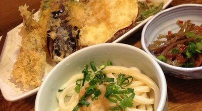 Photo of Food うどん工房さぬき at 若松町1-6, 横須賀市, Japan