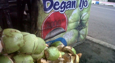 Photo of Food Truck Es Degan Ijo at Jl.dr.soetomo, Indonesia