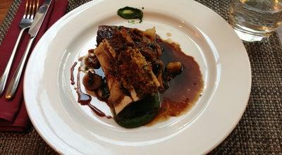 Photo of Modern European Restaurant Charlotte's Bistro at 6 Turnham Green Terrace, London W4 1QP, United Kingdom