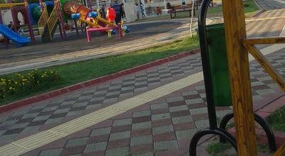 Photo of Park ergenekon parkı at Ergenekon Mahallesi, Mersin, Turkey