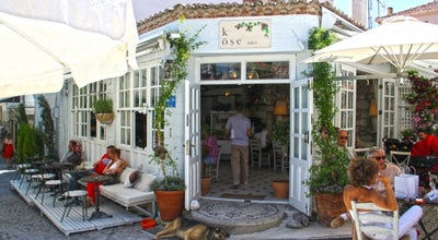 Photo of Cafe Köşe Kahve at 1001. Sok. Alaçatı, Çeşme, Turkey