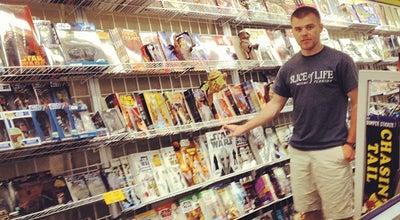 Photo of Bookstore Harrison's Comics and Pop Culture at 252 Essex St, Salem, MA 01970, United States