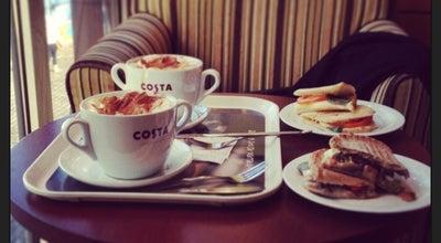 Photo of Coffee Shop Costa Coffee at Kungu 1, Rīga LV-1050, Latvia