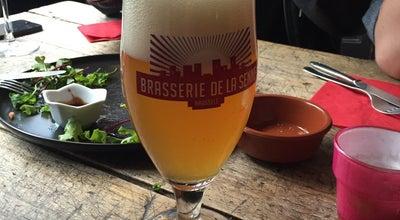Photo of Wine Bar Le Fabiola at 52, Rue Lesbroussart, Ixelles 1050, Belgium