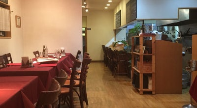 Photo of Italian Restaurant Pino Rosso ピノロッソ at 後田ロ284, 鹿足郡津和野町 699-5605, Japan