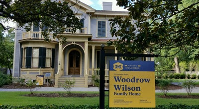 Photo of Historic Site Woodrow Wilson Family Home at 1705 Hampton St, Columbia, SC 29201, United States