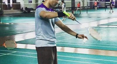 Photo of Tennis Court Desa Petaling Badminton Court at Desa Petaling, Kuala Lumpur, Malaysia