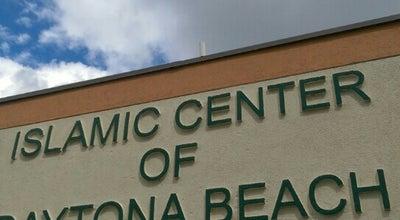 Photo of Mosque Islamic Center of Daytona Beach at 347 S Keech St, Daytona Beach, FL 32114, United States