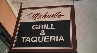 Photo of Mexican Restaurant Michael's Grill & Taqueria at 197 Country Club Gate Ctr, Pacific Grove, CA 93950, United States
