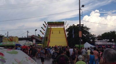 Photo of Theme Park Giant Slide at Wisconsin State Fair Park, West Allis, WI, United States