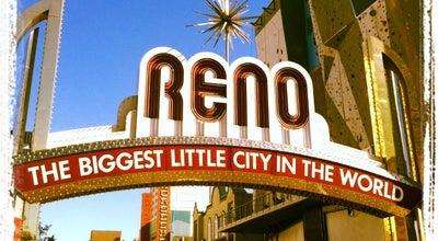 Photo of Monument / Landmark The Reno Arch at N. Virginia St., Reno, NV 89501, United States