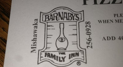 Photo of Pizza Place Barnaby's at 3724 Grape Rd, Mishawaka, IN 46545, United States