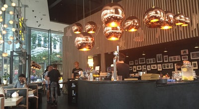 Photo of Restaurant SuperStar BBQ at 4 Central St Giles Piazza, London WC2H 8AB, United Kingdom