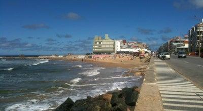 Photo of Beach El Emir at Rambla, Punta Del Este, Uruguay