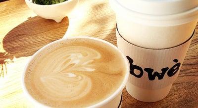 Photo of Cafe bwè kafe at 1002 Washington St, Hoboken, NJ 07030, United States
