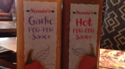 Photo of Portuguese Restaurant Nando's at Cambridge CB1 7DY, United Kingdom