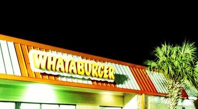 Photo of Restaurant Whataburger at 10725 Emerald Coast Pkwy, Destin, FL 32550, United States