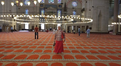 Photo of Mosque Çardakbåsi Camii at Yukari Talas, Turkey