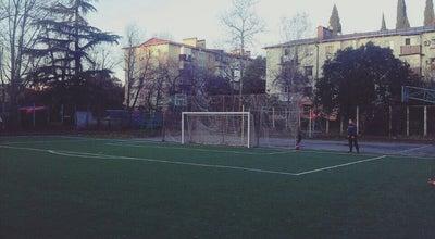 Photo of Basketball Court Стадион На ул. Юных Ленинцев at Russia