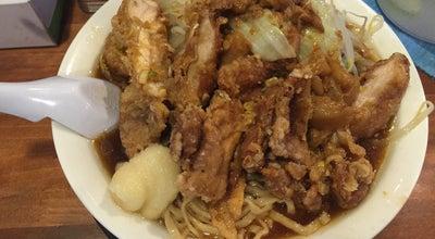 Photo of Ramen / Noodle House らーめん・つけめん 八角 at 堀町984, 水戸市, Japan