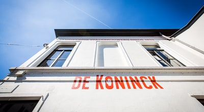 Photo of Brewery De Koninck - Antwerp City Brewery at Mechelsesteenweg 291, Antwerpen 2018, Belgium