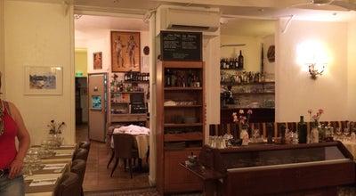 Photo of Italian Restaurant Il Barone at 5 Rue Léopold Robert, Paris 75014, France