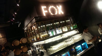 Photo of Italian Restaurant Fox Wine Bistro at 132 Street Samdach Sothearos, Phnom Penh, Cambodia