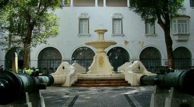 Photo of History Museum Museu Histórico Nacional at Pç. Mal. Âncora, Rio de Janeiro 20021-200, Brazil
