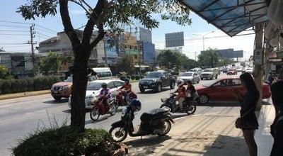 Photo of Intersection สี่แยกอัมพวัน at Thailand