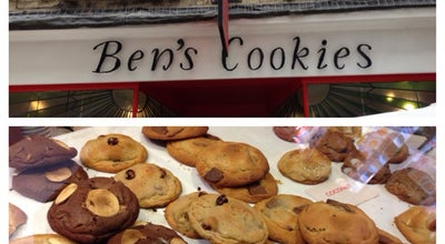 Photo of Bakery Ben's Cookies at 21 Union Passage, Bath BA1 1RD, United Kingdom
