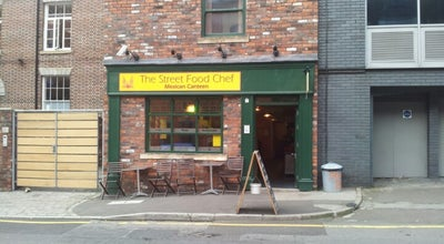 Photo of Burrito Place The Street Food Chef at 90 Arundel St, Sheffield S1 4RE, United Kingdom
