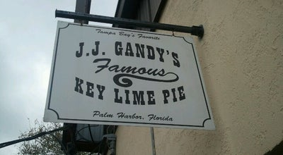 Photo of Bakery J.J. Gandy's Famous Key Lime Pies at 3725 Alt 19, Palm Harbor, FL 34683, United States