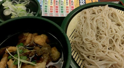 Photo of Food ゆで太郎 前橋文京店 at 天川原町1-8-2, 前橋市, Japan