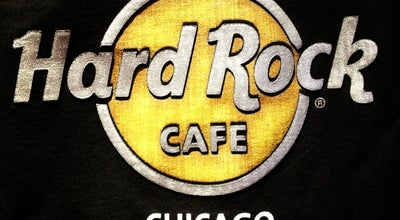 Photo of Food Hard Rock Cafe Chicago at 63 W Ontario St, Chicago, IL 60654, United States