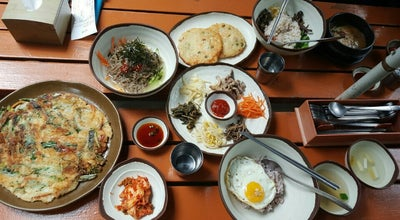 Photo of Korean Restaurant Nami Island Country Restaurant at South Korea