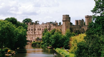 Photo of Castle Warwick Castle at Castle Hill, Warwick CV34 4QU, United Kingdom