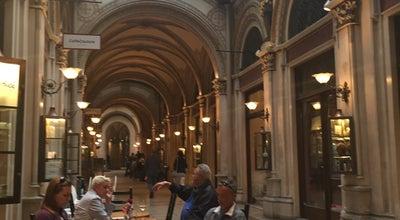 Photo of Wine Bar vulcanothek at 1 Palais Ferstel Passage, Wien 1010, Austria