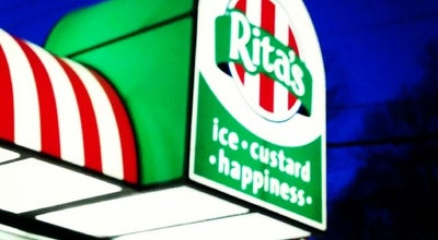 Photo of Ice Cream Shop Rita's Italian Ice at 2163 Defense Hwy, Crofton, MD 21114, United States
