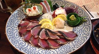 Photo of Japanese Restaurant さかな市場 at 麻里布町6-3-25, 岩国市, Japan