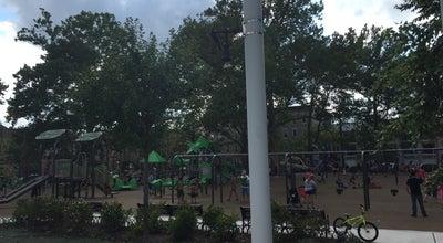 Photo of Park Independence Park at 214-218 Adams St, Newark, NJ 07105, United States
