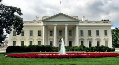 Photo of Government Building The White House at 1600 Pennsylvania Ave Nw, Washington, DC 20500, United States