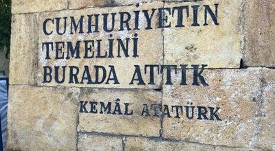 Photo of Historic Site Kongre Müzesi Bahçesi at Turkey