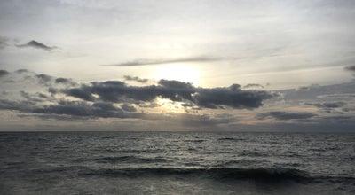 Photo of Beach Boardwalk, Ventnor, NJ at Ventnor City, NJ 08406, United States