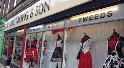 Photo of Thrift / Vintage Store Armstrongs Vintage at 64-66 Clerk St, Edinburgh EH 8 9, United Kingdom