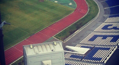 "Photo of Soccer Stadium Стадион ""Зенит"" at Ул. Советская, 33, Ижевск 426034, Russia"