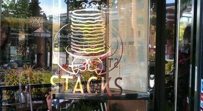 Photo of Breakfast Spot Stacks at 600 Santa Cruz Ave, Menlo Park, CA 94025, United States